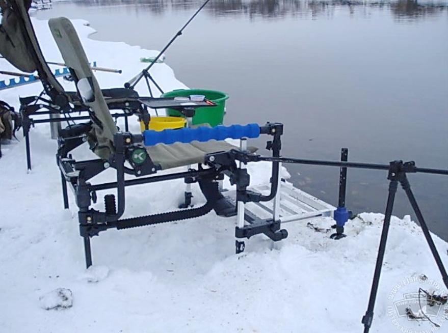 платформа стул для рыбалки