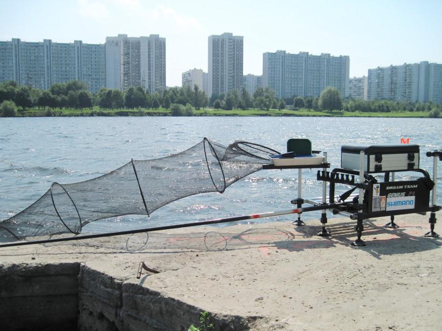 Однажды на рыбалке в Марьино
