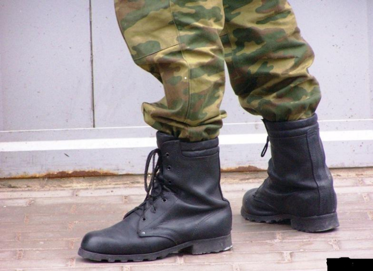 Берцы армейские