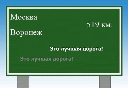 Москва Воронеж