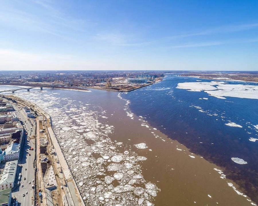 Ока и Волга