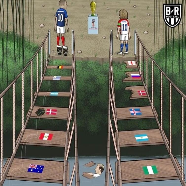 По пути к финалу