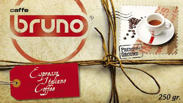 Bruno Espresso Italiano 250