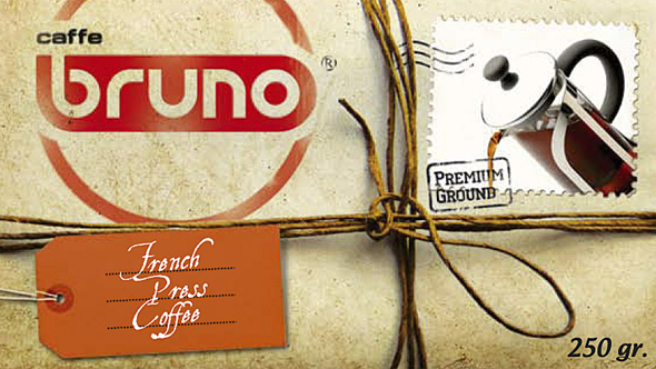Bruno French Press 250