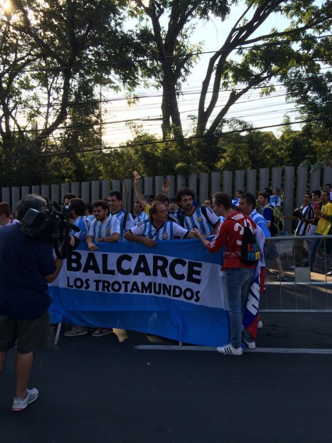 Аргентинские балкарцы