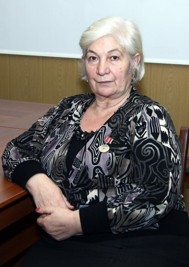 Роза Халишхова