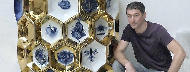 Алим Пашт-Хан и соты вазы