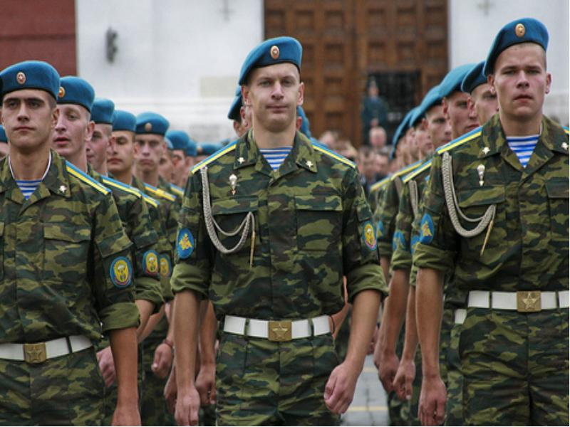 Русские десантники