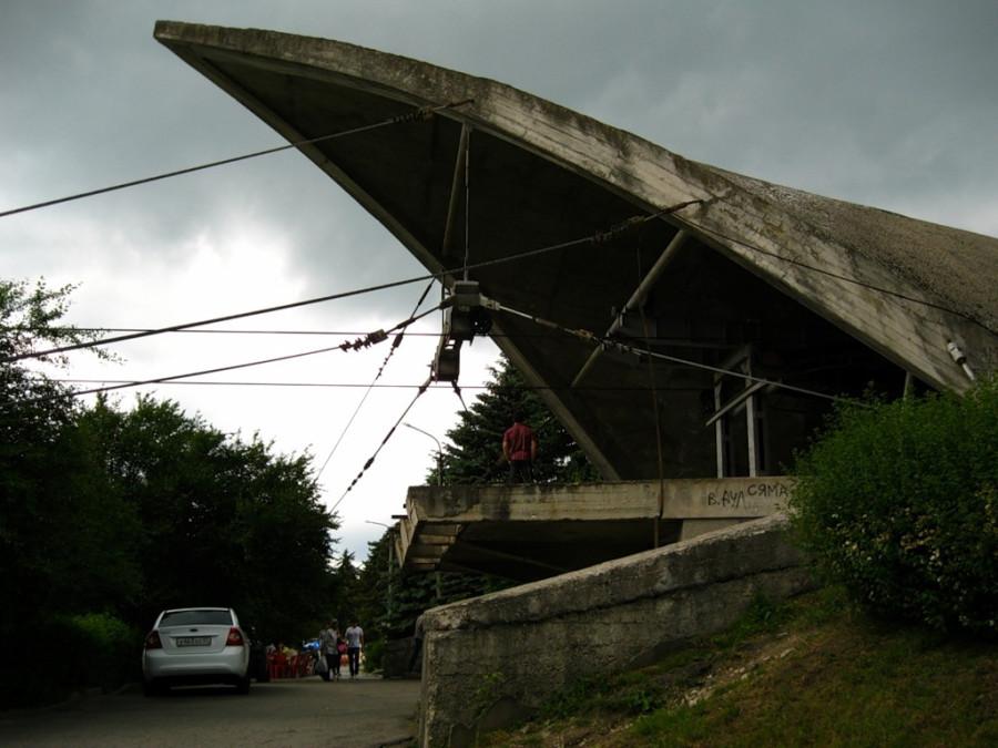 Станция канатки