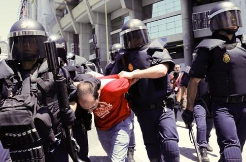 Испания июнь 2012
