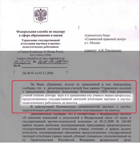 Главный сектовед России - Саша Дворкин - фальшивый профессор из США