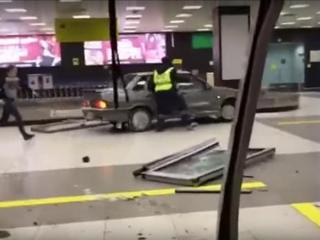 Гонки по аэропорту. А если бы это был теракт?