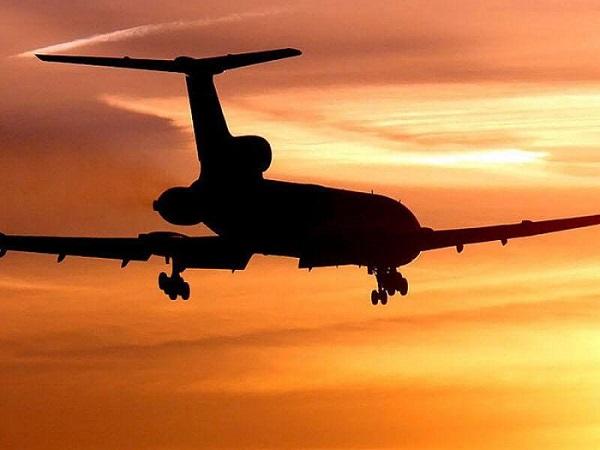 Гибель самолета ТУ-155 и пляски радостных существ