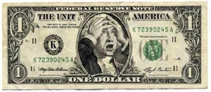 ударим долларом