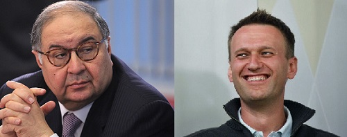 Усманов Навальному «Ты – негодяй и неуч»