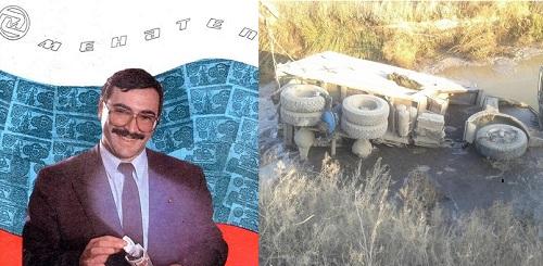 Концы в воду или почему утонул грузовик Ходорковского. Освежаем память беглому олигарху