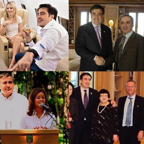 Саакашвили – человек без паспорта. Уголовные дела и тайные страсти бывшего
