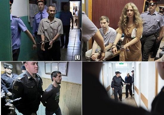 Попытка побега «банды ГТА» из Московского облсуда. Необъяснимые и странные факты