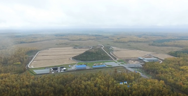 Подарок столице к выборам-2018: самый большой мусорный полигон Европы уже построен в Москве