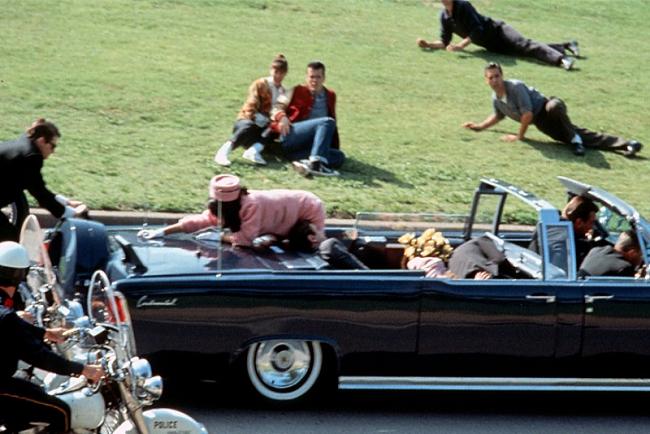 «Прощайте, президент Кеннеди». Глава из новой книги Олега Лурье «Зеркало над бездной»