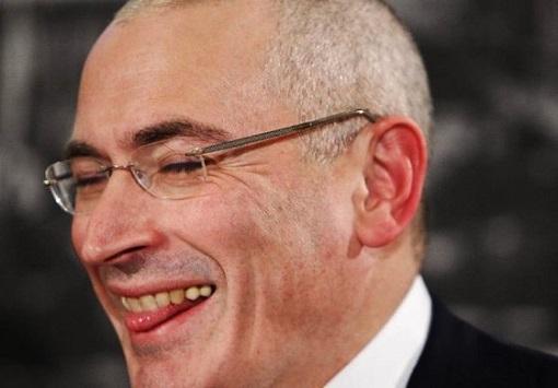 Ходорковский прокладки не меняет. Только их названия