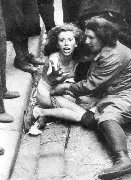 Не отворачиваетесь от фотографий! Я очень прошу вас… Львовский погром 1 июля 1941 года