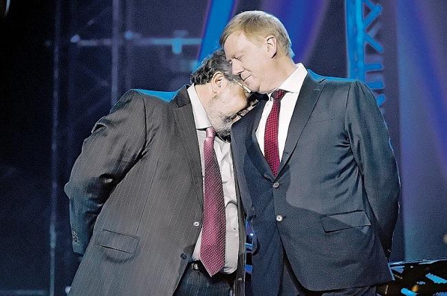Борис Минц и его большой Чубайс