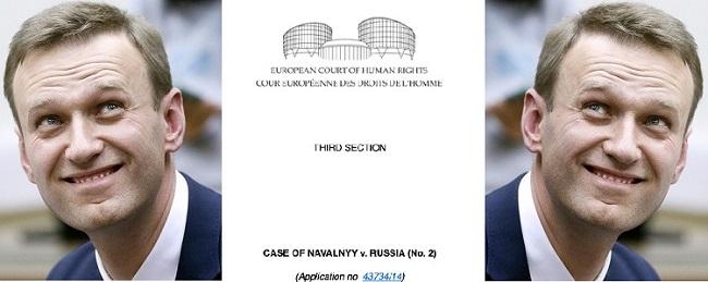 Большой бизнес Алексея Навального. ЕСПЧ, как деловой партнер и подельник