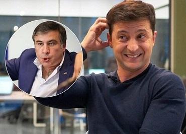 Зеленский вернул Саакашвили. Освежаем память президенту Зе