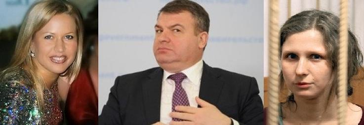 Васильева Сердюков Алехина