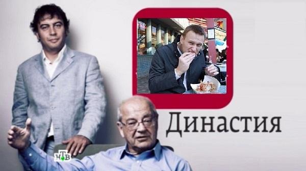 Какие деньги получает ИП «Навальный» или кровавые скелеты из шкафа Зиминых