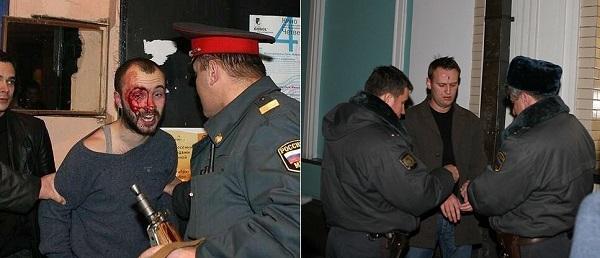 Свой – чужой. В чем разница между Навальным и Марцинкевичем-Тесаком