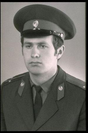 Жириновский в армии