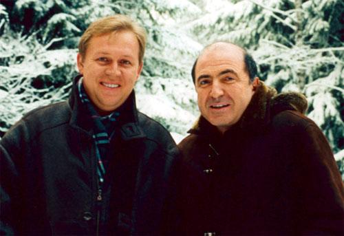 Березовский и Луговой