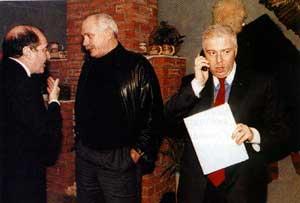 Березовский Михалков