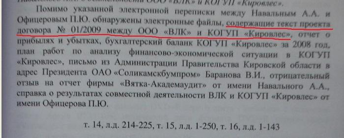 Изъяты у Навального ВЛК документ 2