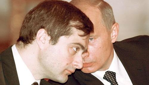 Путин Сурков 13