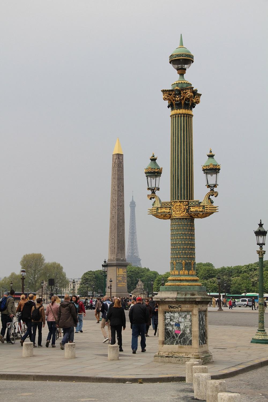 Фаллический Париж 1