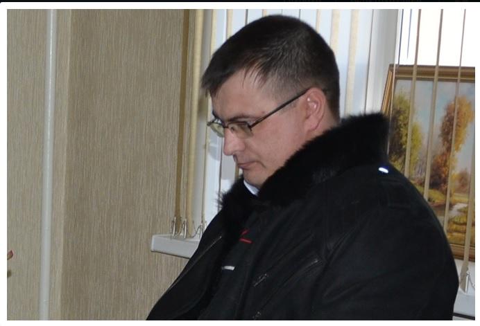 Денис Гантемуров УСБ