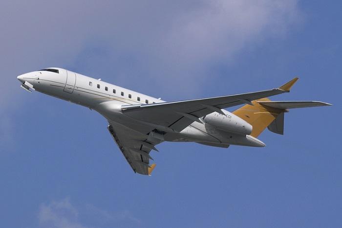Bombardier_Global_5000 - 1 внешний вид