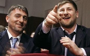 Делимханов с Кадыровым 3