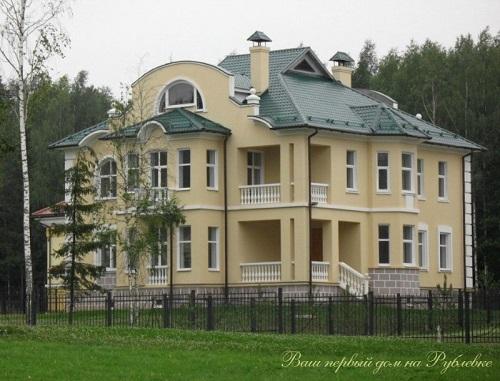 Рублевка 1