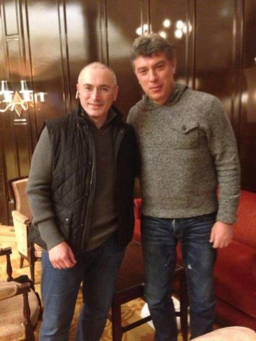 Ходор с Немцовым