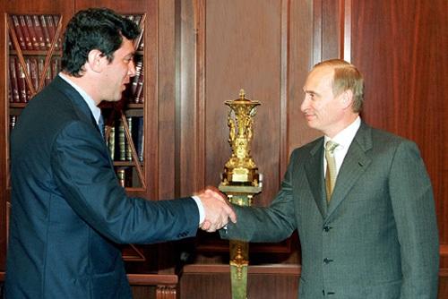 немцов Путин 2-2