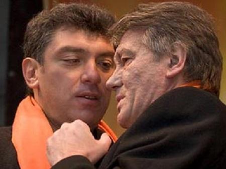 Немцов Ющенко 2-2