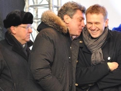 немцов Навальный 2-2