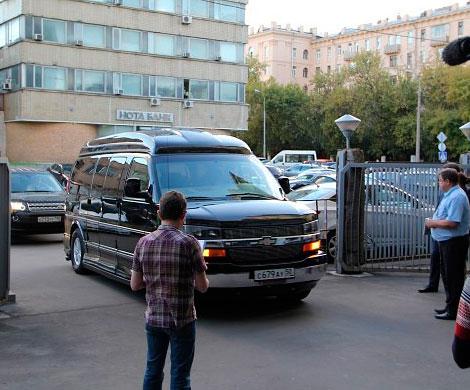 Машинка навального 5