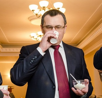 Министр федоров 1