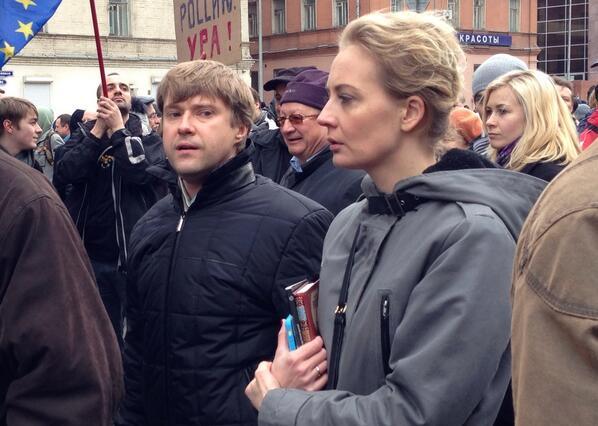 ашурков на митинге