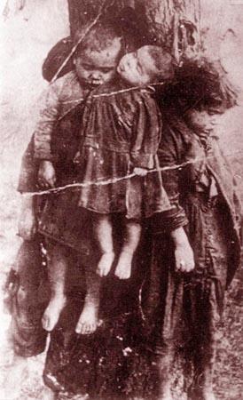 жертвы бандеровцев